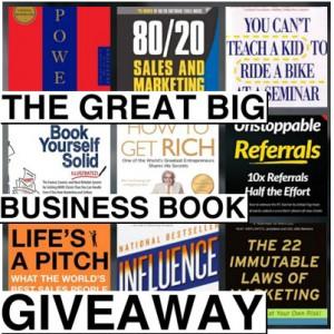 BusinessBookGiveaway